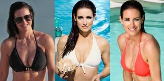 51 Sexy Kirsty Gallacher Boobs Pictures Which Will Make You Feel Arousing
