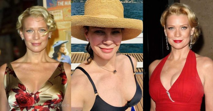 51 Sexy Laurie Holden Boobs Pictures Which Are Inconceivably Beguiling