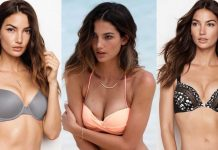 51 Sexy Lily Aldridge Boobs Pictures Will Cause You To Lose Your Psyche