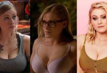 51 Sexy Olivia Taylor Dudley Boobs Pictures Are A Charm For Her Fans