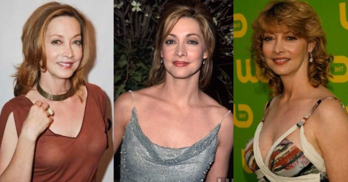51 Sexy Sharon Lawrence Boobs Pictures Are Hot As Hellfire