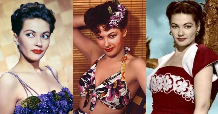 51 Sexy Yvonne De Carlo Boobs Pictures Which Will Get All Of You Perspiring