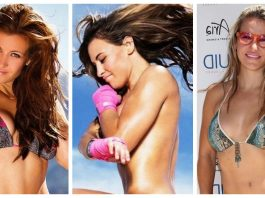 52 Miesha Tate Nude Pictures Can Sweep You Off Your Feet