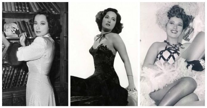 61 Hottest Merle Oberon Big Butt Pictures Uncover Her Awesome Body