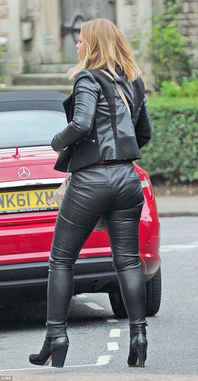 Kimberley Walsh hot booty pictures