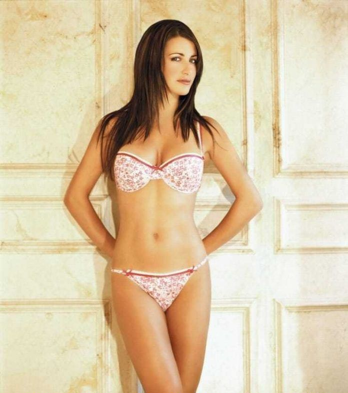 Kirsty Gallacher cleavages pics