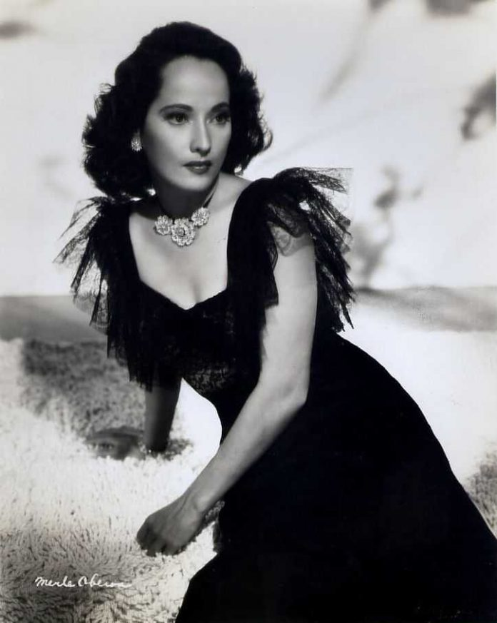 Merle Oberon sexy pictures