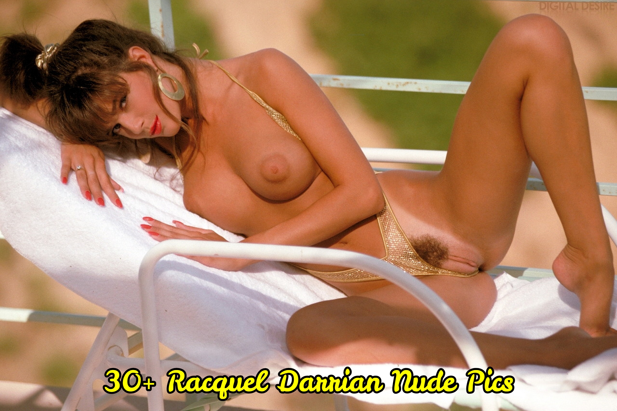 Racquel Darrian naked