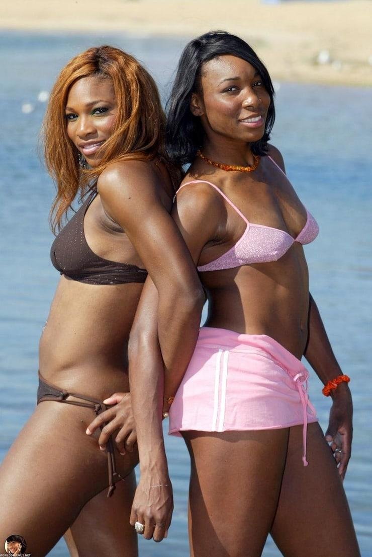Serena Williams Nude Pics & Sexy *NSFW* Videos - Leaked BLACK