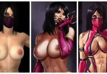 45 Mileena Nude Pictures Which Will Make You Give Up To Her Inexplicable Beauty