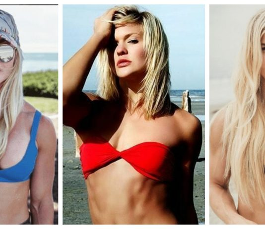 46 Brooke Ence Nude Pictures Flaunt Her Well-Proportioned Body