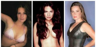 46 Holly Marie Combs Nude Pictures Flaunt Her Diva Like Looks