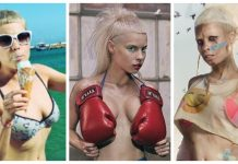 46 Yolandi Visser Nude Pictures Are An Apex Of Magnificence