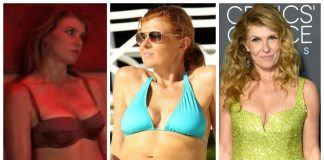 49 Connie Britton Nude Pictures Display Her As A Skilled Performer