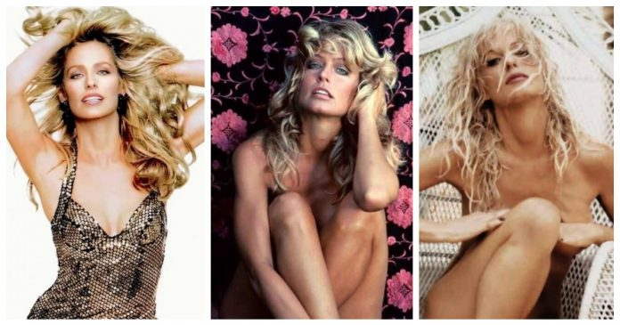49 Farrah Fawcett Nude Pictures Which Are Sure To Keep You Charmed With Her Charisma