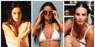 49 Gabrielle Anwar Nude Pictures That Are Erotically Stimulating