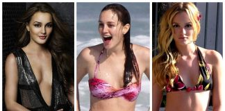 49 Leighton Meester Nude Pictures Will Make You Crave For More