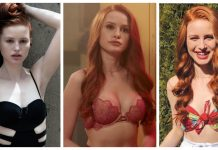 49 Madelaine Petsch Nude Pictures Will Make You Slobber Over Her