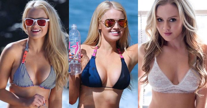 51 Hottest Anna Sophia Berglund Bikini Pictures Are Only Brilliant To Observe