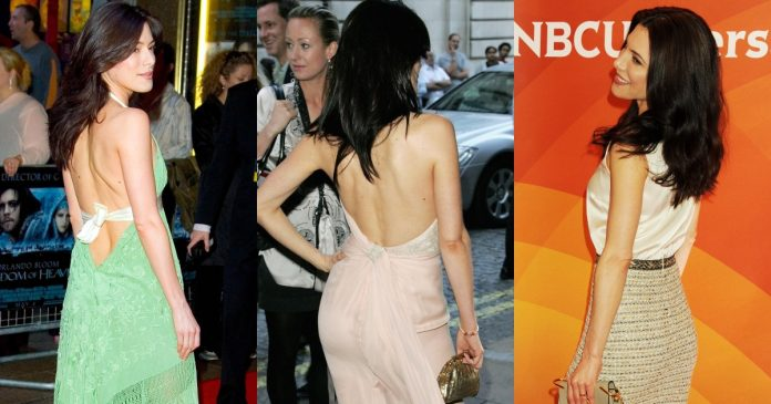 51 Hottest Jaime Murray Big Butt Pictures Which Will Make You Slobber For Her