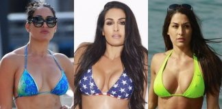 51 Hottest Nikki Bella Bikini Pictures Are Essentially Attractive