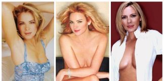 51 Kim Cattrall Nude Pictures Which Make Her A Work Of Art