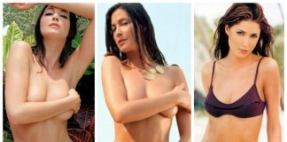 51 Lisa Snowdon Nude Pictures Present Her Wild Side Glamor