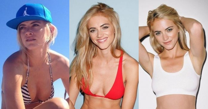 51 Sexy Emily Wickersham Boobs Pictures Will Leave You Stunned By Her Sexiness