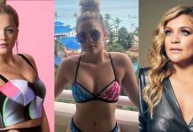 51 Sexy Lauren Alaina Boobs Pictures Uncover Her Awesome Body