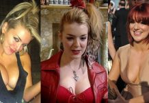 51 Sexy Sheridan Smith Boobs Pictures Will Expedite An Enormous Smile On Your Face