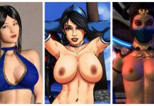 51 kitana Nude Pictures Are An Exemplification Of Hotness