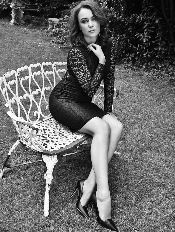 Keeley Hawes feet pictures