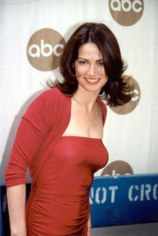 Kim Delaney boobs