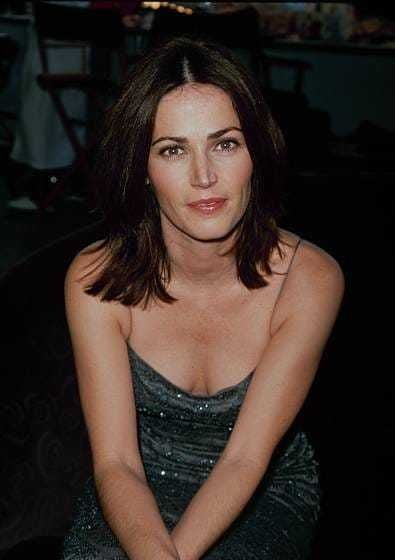 Kim Delaney hot look
