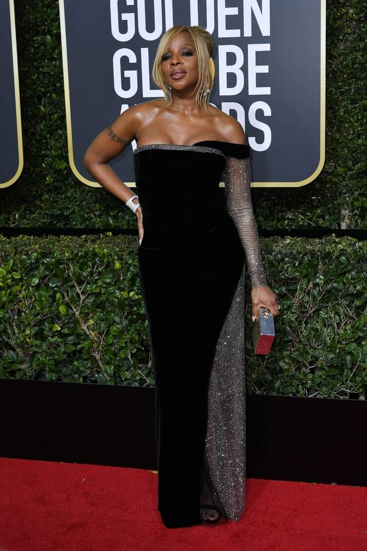 mary j. blige wow