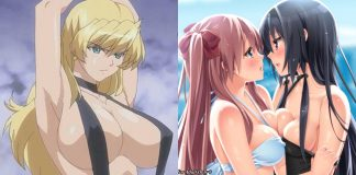 15 Best Lesbian Hentai Of All Time