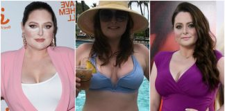 39 Lauren Ash Nude Pictures Demonstrate That She Is Probably The Most Smoking Lady Among Celebrities