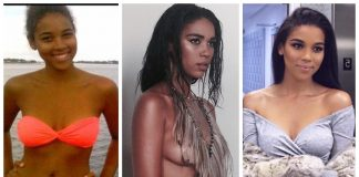 51 Alexandra Shipp Nude Pictures Present Her Wild Side Glamor