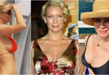 51 Hottest Laurie Holden Bikini Pictures Are Just Too Sexy