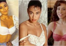 51 Hottest Lela Rochon Bikini Pictures Which Are Essentially Amazing