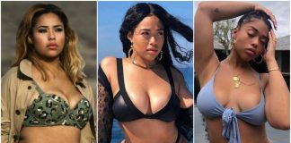 51 Jordyn Woods Nude Pictures Are An Appeal For Her Fans