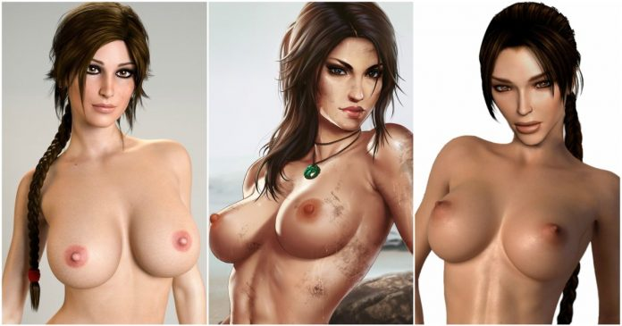 51 Lara Croft Nude Pictures Uncover Her Awesome Body