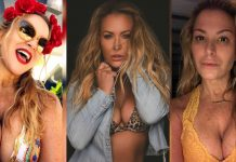 51 Sexy Anastacia Boobs Pictures Reveal Her Lofty And Attractive Physique