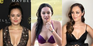 51 Sexy Hayley Orrantia Boobs Pictures Are Simply Excessively Enigmatic