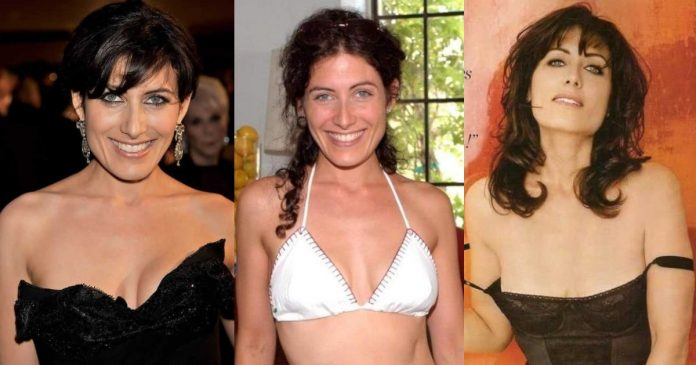 51 Sexy Lisa Edelstein Boobs Pictures Are Hot As Hellfire