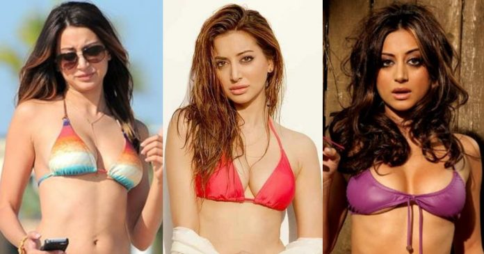 51 Sexy Noureen DeWulf Boobs Pictures Which Will Get All Of You Perspiring