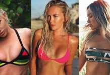 51 Sexy Paulina Gretzky Boobs Pictures That Are Essentially Perfect