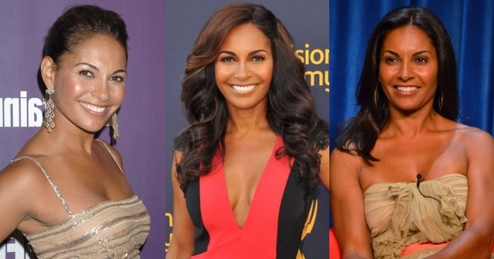51 Sexy Salli Richardson-Whitfield Boobs Pictures Exhibit That She Is As Hot As Anybody May Envision