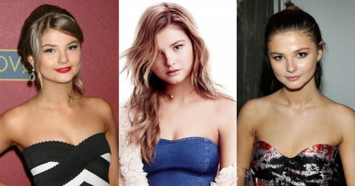 51 Sexy Stefanie Scott Boobs Pictures Which Will Make You Feel Arousing'