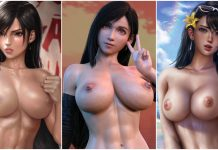 51 Tifa Lockhart Nude Pictures Which Will Make You Succumb To Her